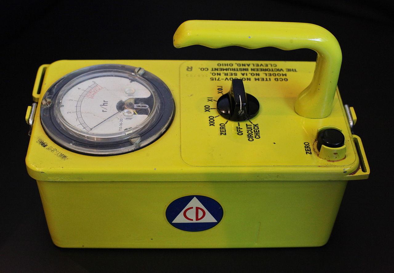 CDV-715 Strahlenmessgerät